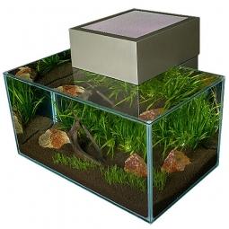 fluval edge nano aquarium zinn aktuelle top angebote im web g nstig online kaufen. Black Bedroom Furniture Sets. Home Design Ideas