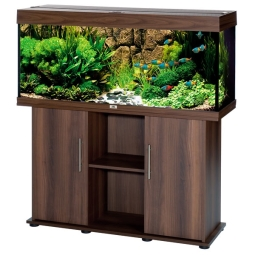 juwel aquarium rio 240 mit schrank dunkel braun aktuelle top angebote im web g nstig. Black Bedroom Furniture Sets. Home Design Ideas