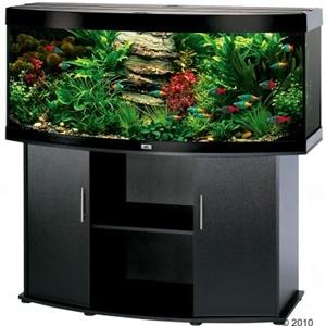 juwel aquarium schrank kombination vision 450 dunkelbraun aktuelle top angebote im web. Black Bedroom Furniture Sets. Home Design Ideas